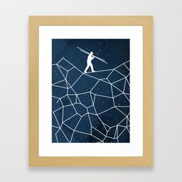 Constellate Framed Art Print