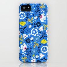 Fresh Flora Slim Case iPhone (5, 5s)
