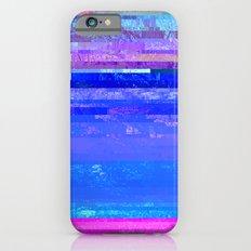 Glitch Forest Slim Case iPhone 6s