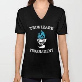 Triwizard Tournament Unisex V-Neck