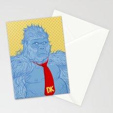 Donkey Kong Stationery Cards