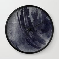 jack Wall Clocks featuring Jack by Fernando Vieira