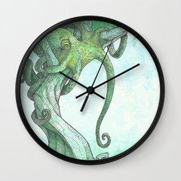 Fish Are Stupid Wall Clock