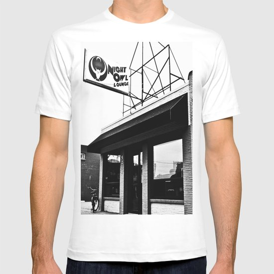 The Night Owl T-shirt