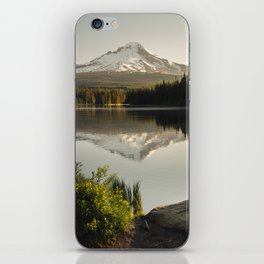 Trillium Mornings iPhone Skin