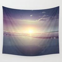 pocket fuel Wall Tapestries featuring Fuel by HappyMelvin