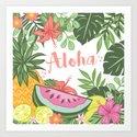 Aloha by angiespurgeon