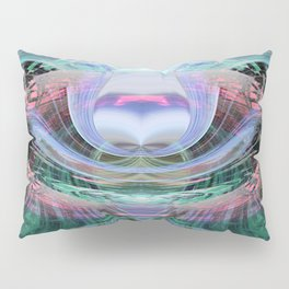 Magnetism Pillow Sham
