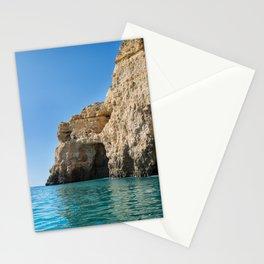 Algarve coast Lagos Portugal Stationery Cards