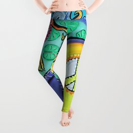 Dragon's Gate Leggings