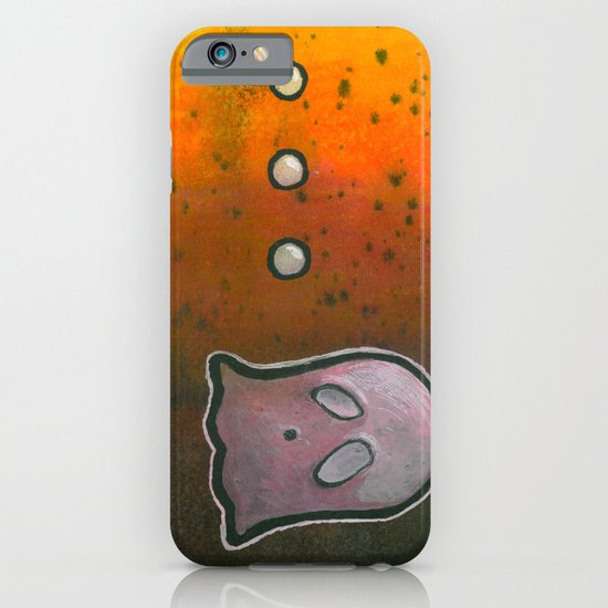 dot dot dot GHOST! iPhone & iPod Case