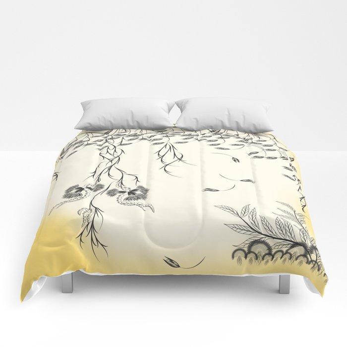 Spring Floral Comforters