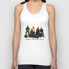 The Almond Brothers Band Unisex Tank Top