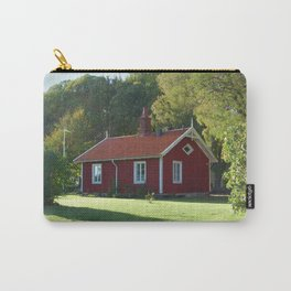 Swedish Cottage  Carry-All Pouch