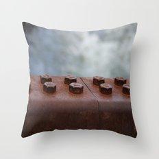 -Bolts- Throw Pillow