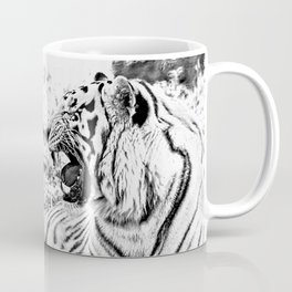 Tiger mirror Coffee Mug