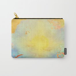 Abstract Peony Carry-All Pouch