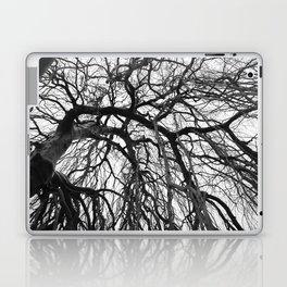Tree in b&w Laptop & iPad Skin