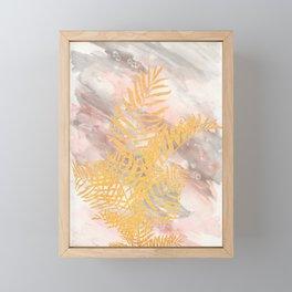 Tropical XVIII Framed Mini Art Print