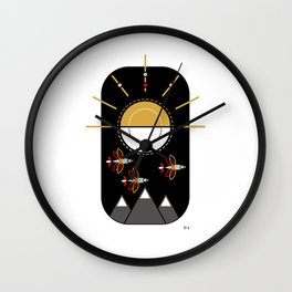 Hope - O Wall Clock