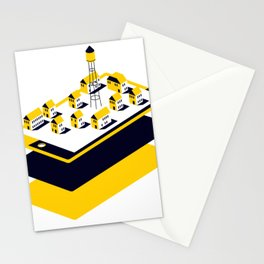 One little Village Stationery Cards