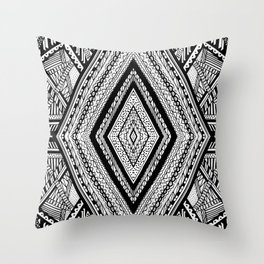 The Triangle Throw Pillow