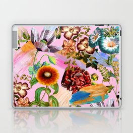 SUMMER BOTANICAL IX Laptop & iPad Skin