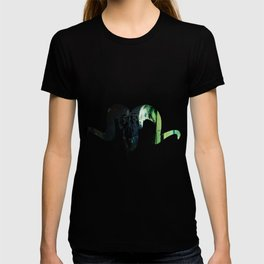 Dust, Light, and Shadows T-shirt