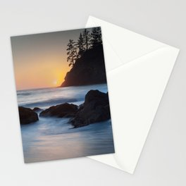 Pewetole Sunset Stationery Cards