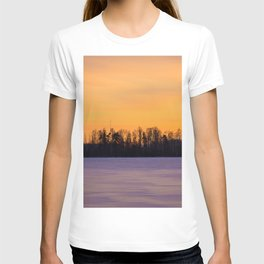 Tree Silhouettes T-shirt