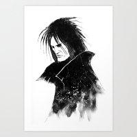 Lord of Dreams Art Print
