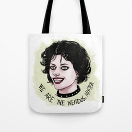 We Are The Weirdos, Mister. Tote Bag