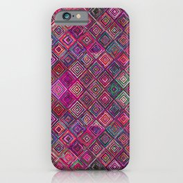 Traditional Anthropologie Oriental Moroccan Style Design iPhone Case