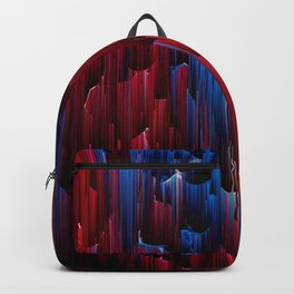On the Up & Up - Pixel Art Backpack