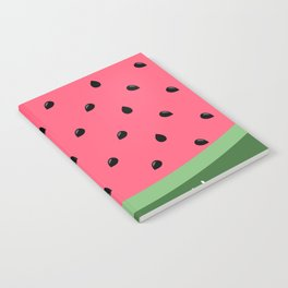 Summer Watermelon Notebook