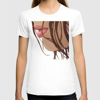 mouth T-shirts featuring Mouth by Derek Donovan