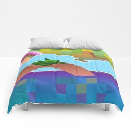 Somewhereland  Comforters