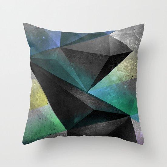 yxtryd_znyke Throw Pillow