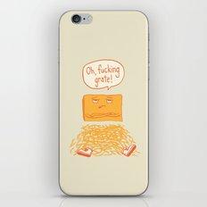 Fucking Grate iPhone & iPod Skin