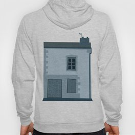 La maison et l'oiseau Hoody