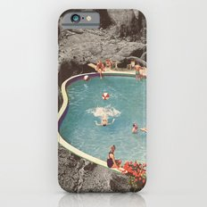 is this the place that they call paradise? iPhone 6 Slim Case