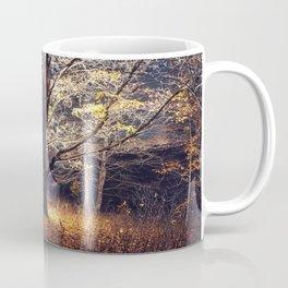 Reaching into the Night Coffee Mug