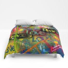 Thin Line Between... Comforters