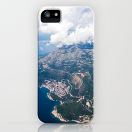 Upwards iPhone Case