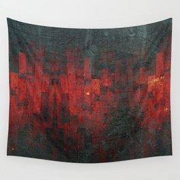 Ruddy Wall Tapestry