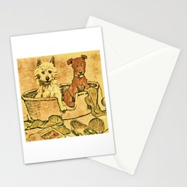 Dogs Large and Small, Ideal for Dog Lovers (21) Stationery Cards