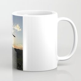 Ruby Ranch Cross Coffee Mug