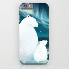 Polar Bears iPhone 6s Slim Case