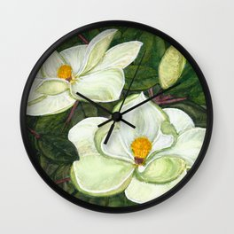 Pride of Mississippi Wall Clock