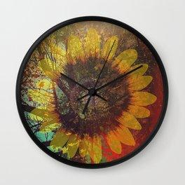 Clytia's Fate Wall Clock
